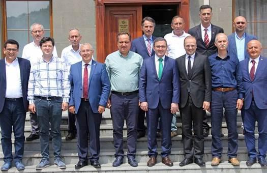 CHP SEÇİME STK'LARLA BAŞLADI
