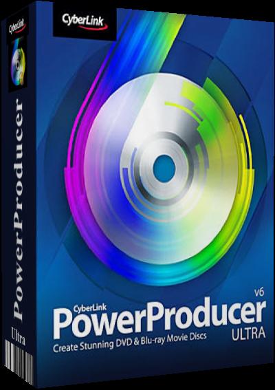 CyberLink PowerProducer Ultra Retail v6.0.7521.0