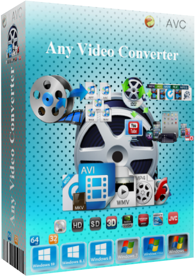 AVC Any Video Converter Ultimate v6.2.3.0