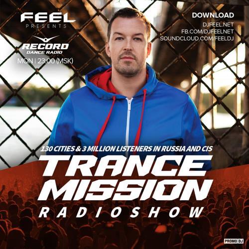 DJ Feel - TranceMission (21-05-2018)