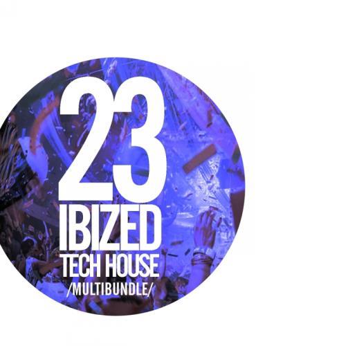 23 Ibized Tech House Multibundle (2018)