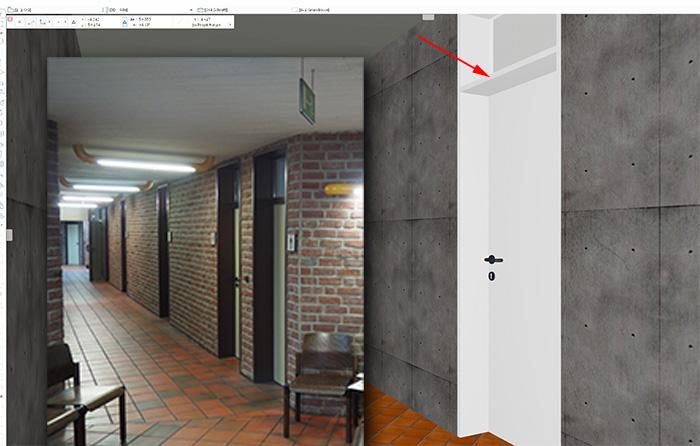archicad forum thema anzeigen t r mit oberlicht. Black Bedroom Furniture Sets. Home Design Ideas