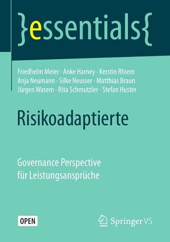 Friedhelm Meier - Risikoadaptierte Prävention