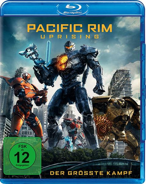 download Pacific Rim 2: Uprising (2018)