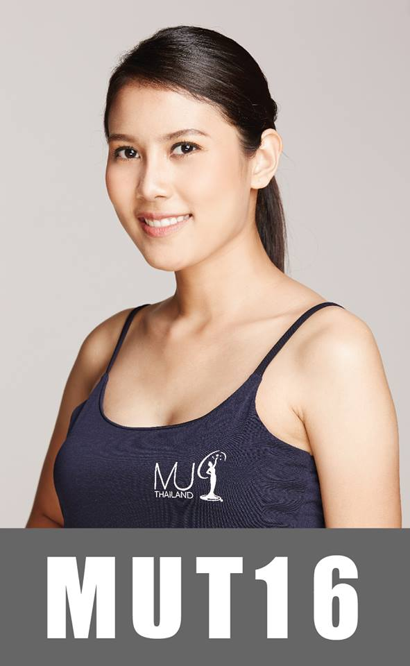 candidatas a miss universe thailand 2018. final: 30 june. - Página 2 Pnms97lz