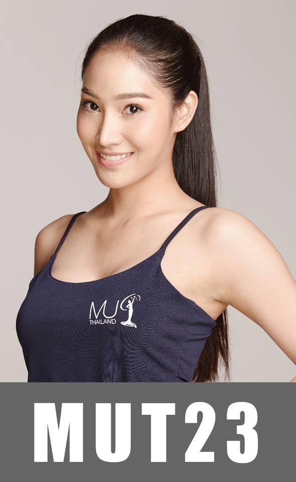 candidatas a miss universe thailand 2018. final: 30 june. - Página 2 Rnwge9cq