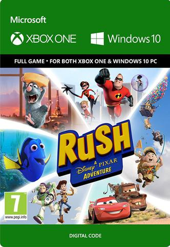 download Rush A Disney Pixar Adventure