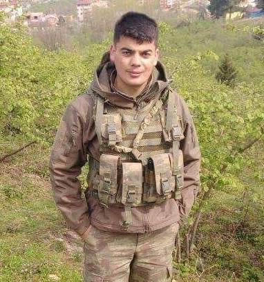 GİRESUN'DA PKK İLE ÇATIŞMA:1 ASKER ŞEHİT