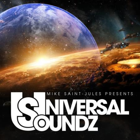 Mike Saint-Jules - Universal Soundz 620 (2018-07-16)