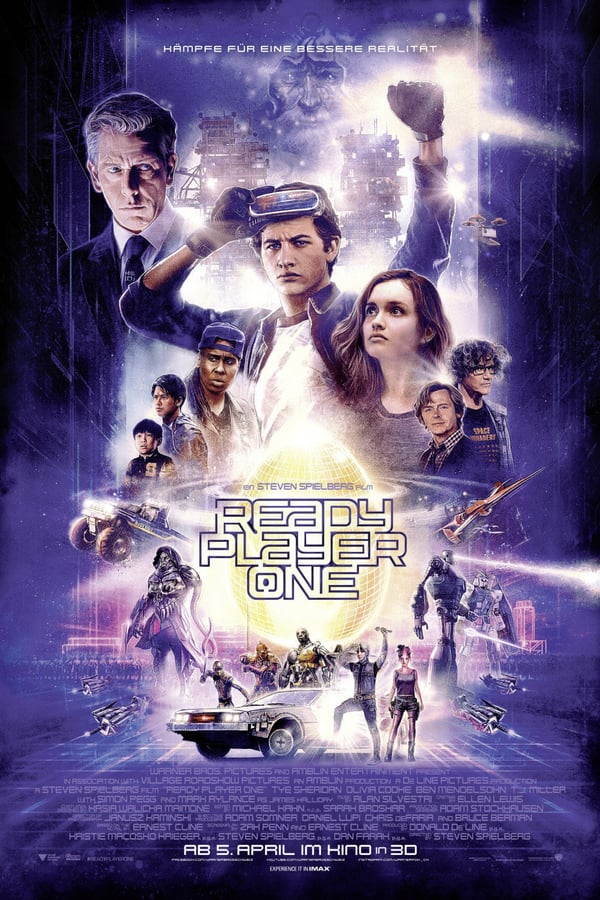 download Ready Player One