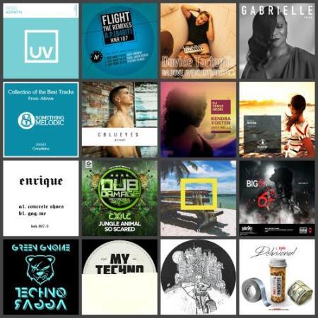 Beatport Music Releases Pack 341 (2018)