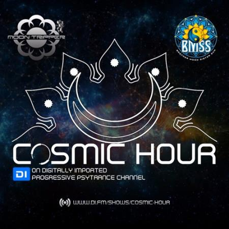 Moon Tripper & Originz - Cosmic Hour Radio Show 034 (2018-07-13)