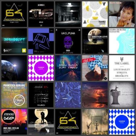Beatport Music Releases Pack 345 (2018)