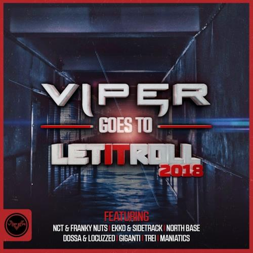 Viper Goes to Let It Roll 2018 (2018)