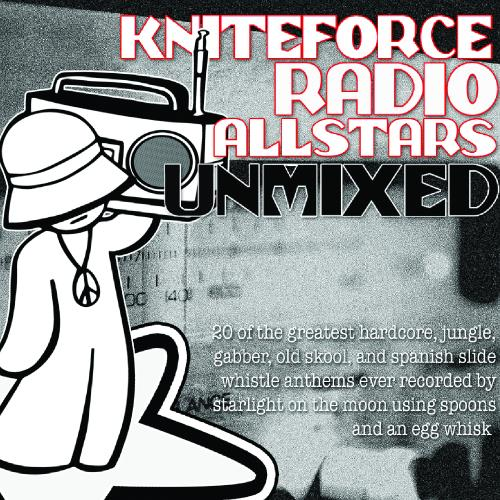 Kniteforce Radio All Stars, Vol. 1 (2018)