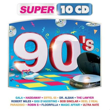 download Super.90´s.(10CD-2014)