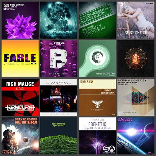 Fresh Trance Releases 085 (2018)