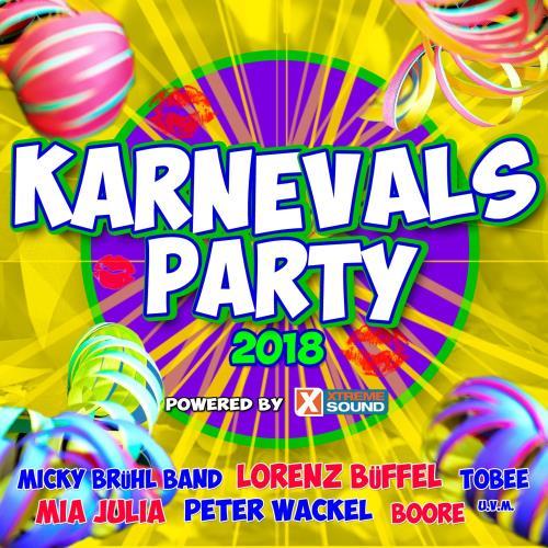 Karnevalsparty 2018 powered by Xtreme Sound (2018)