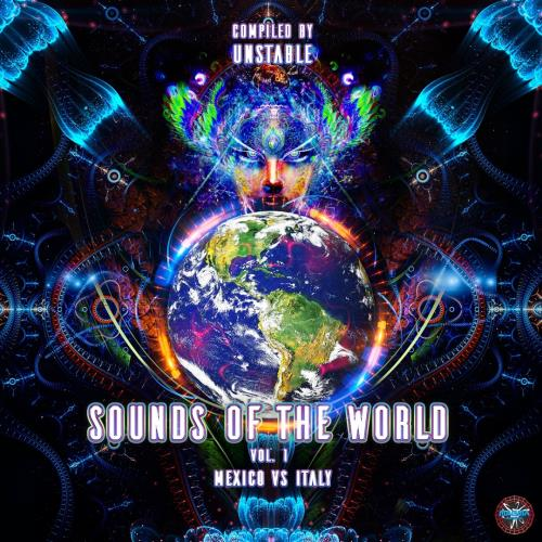 Sounds Of The World, Vol. 1 (Mexico vs. Italy) (2018)