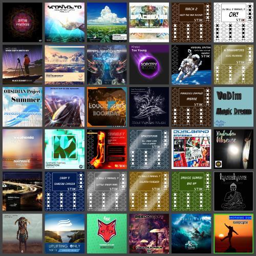 Beatport Music Releases Pack 411 (2018)