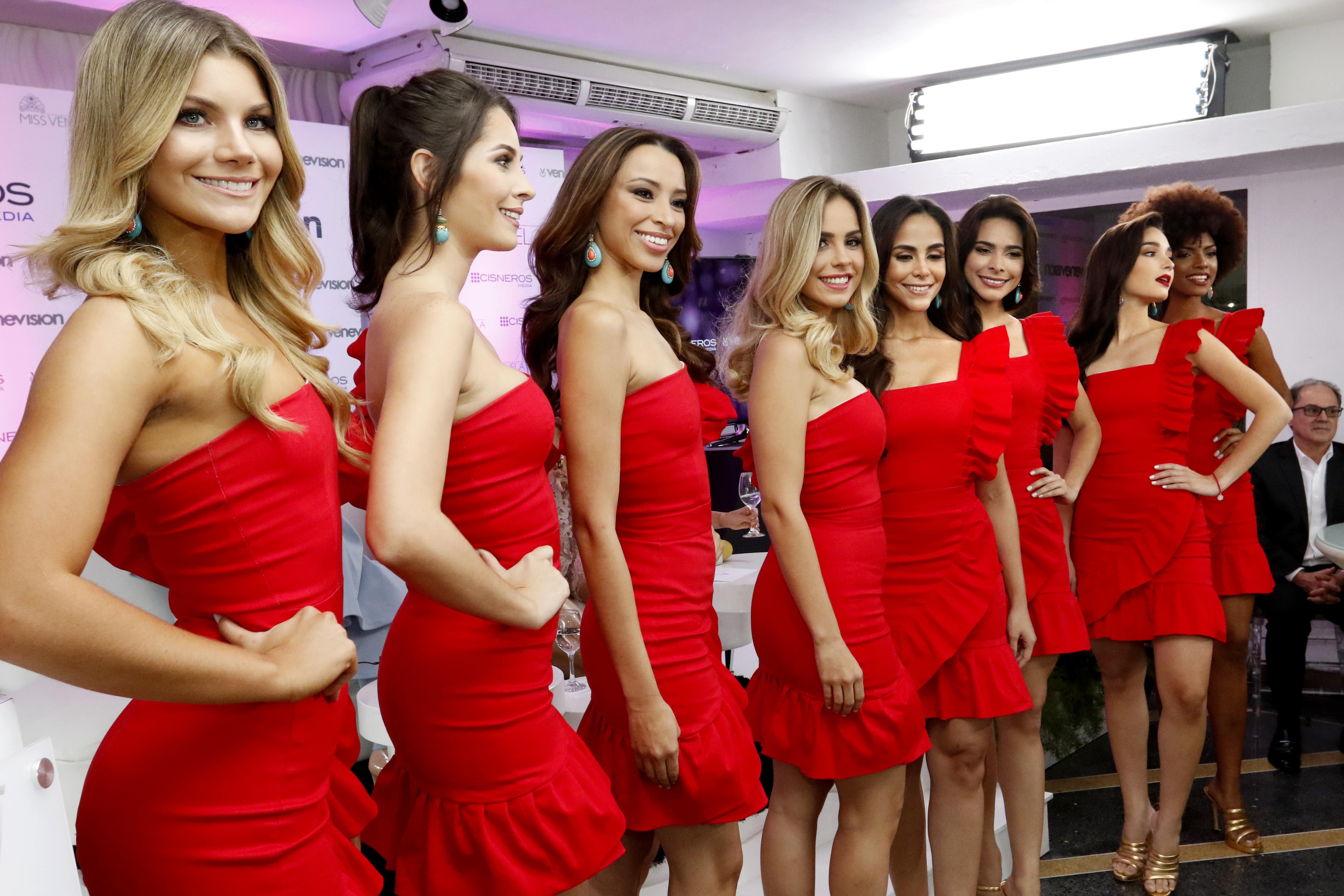 candidatas a miss venezuela 2018. final: 13 december. Fxc9lyom