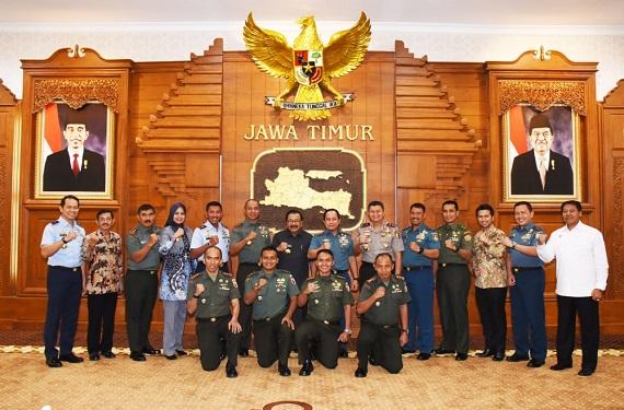 Pakde Karwo Siap Dukung LATSITARDA 2019 di Jatim