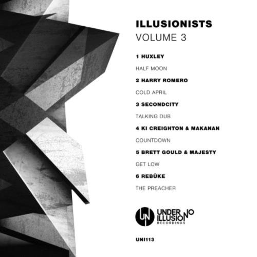 Illusionists Vol 3 (2018)