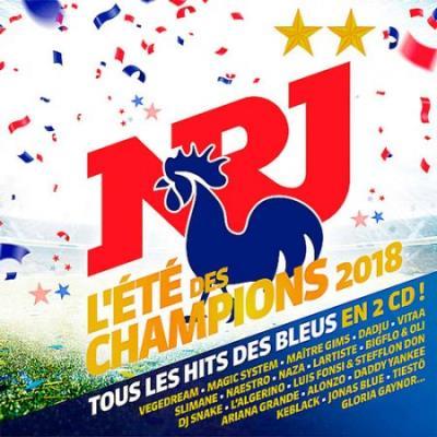 NRJ L'Eté des Champions 2018 (2018)