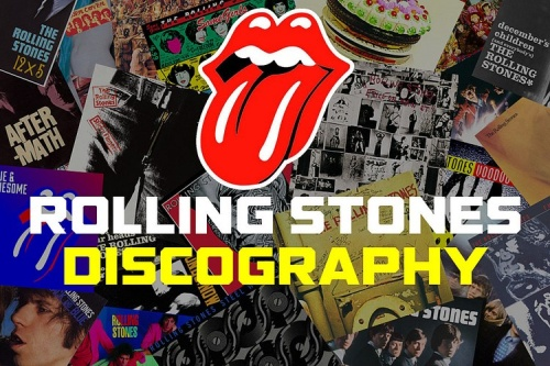 The Rolling Stones - Discography (1964-2017)