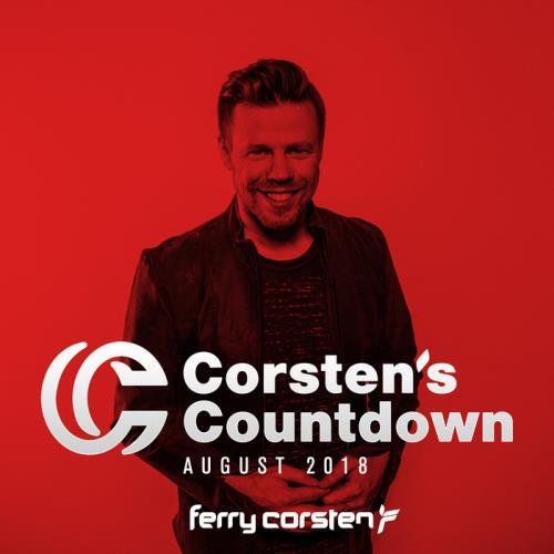 Ferry Corsten Presents Corsten's Countdown August ...