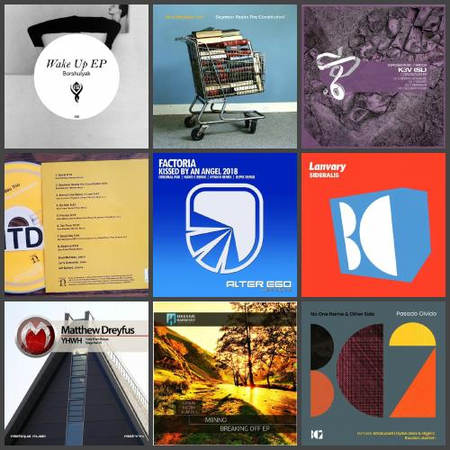 Beatport Music Releases Pack 430 (2018)