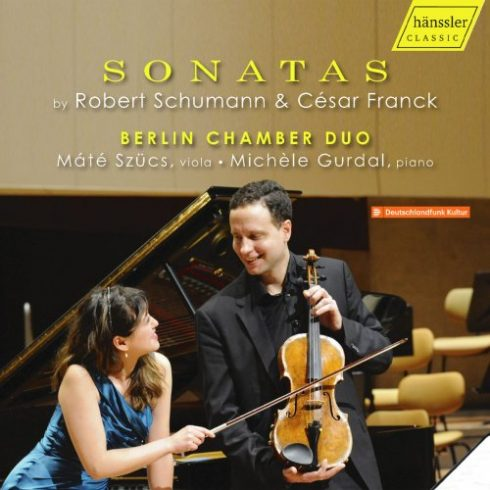 Berlin Chamber Duo – Schumann & Franck: Violin Sonatas (Arr. for Viola & Piano) (2018)  Flac