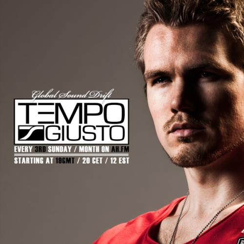 Tempo Giusto - Global Sound Drift 126 (2018-08-19)