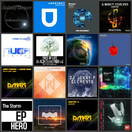 Beatport Music Releases Pack 444 (2018)