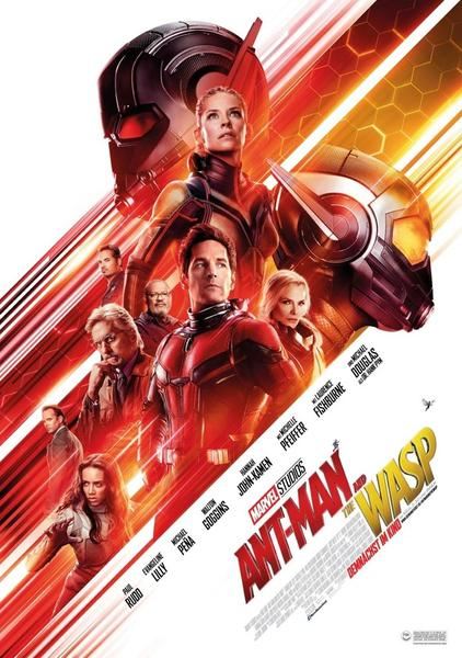 download Ant-Man and the Wasp (2018)