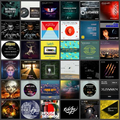 Beatport Music Releases Pack 477 (2018)