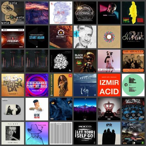 Beatport Music Releases Pack 480 (2018)