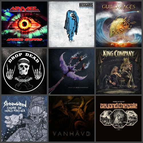 Metal Music Collection Pack 025 (2018) mp3