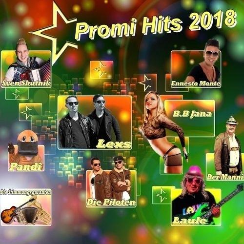 Promi Hits 2018 (2018)