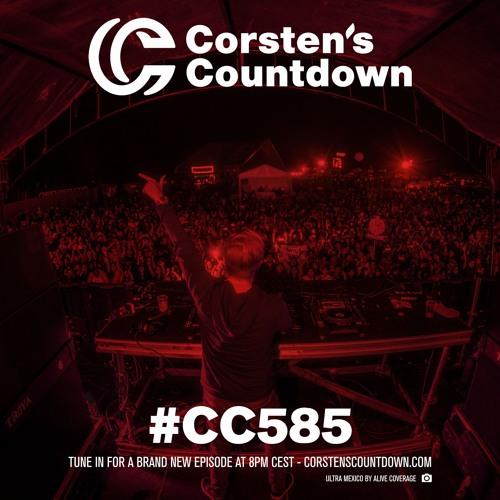 Ferry Corsten - Corsten's Countdown 585 (2018-09-12)
