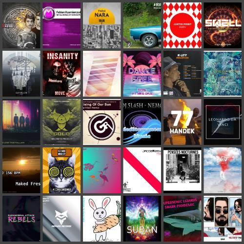 Beatport Music Releases Pack 485 (2018)