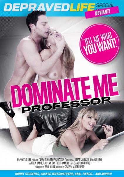 Dominate Me Professor 1080p