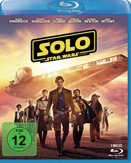 download Solo: A Star Wars Story (2018)