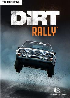 Dirt Rally Deutsche  Texte, Untertitel, Menüs, Videos, Stimmen / Sprachausgabe Cover