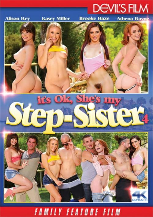Its Ok Shes My Stepsister 4 Xxx iNternal 1080p WebriP Mp4-Gush
