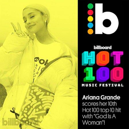 Billboard Hot 100 Singles Chart 22.09.2018 (2018)