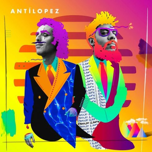 Antílopez – Dibujo Libre (2018)