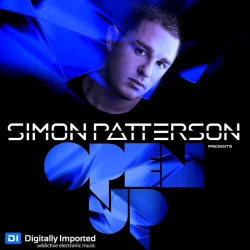 Simon Patterson - Open Up 219 (2018-09-19)