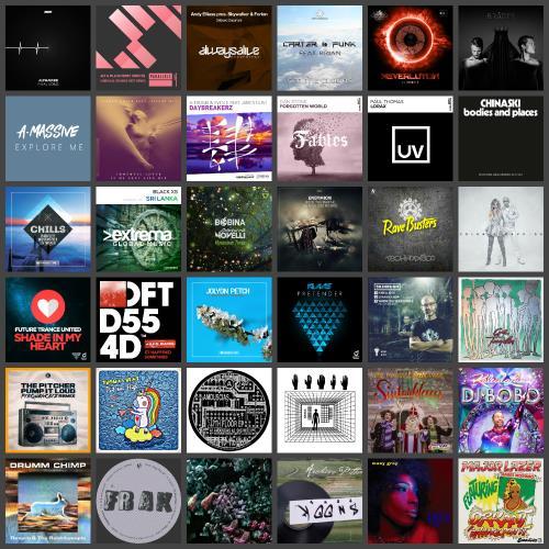 Beatport Music Releases Pack 490 (2018)
