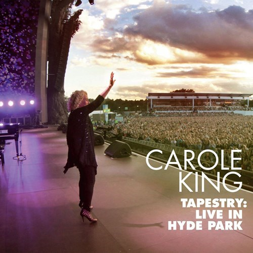 Carole King - Tapestry - Live in Hyde Park (2017, Blu-ray)